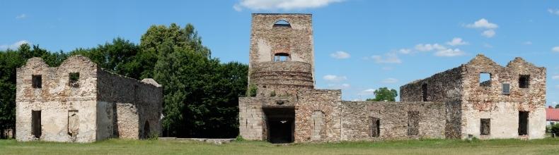 -Ruiny Huty Józefa wSamsonowie