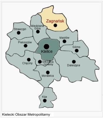 Kielecki Obszar Metropolitarny