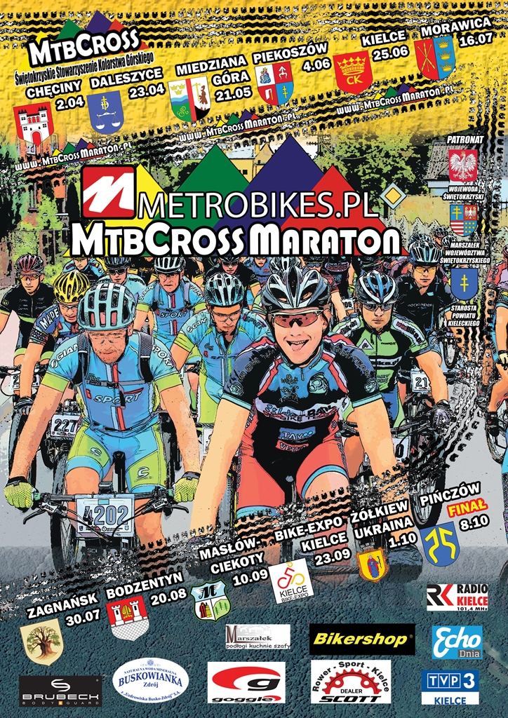 MTB Cross Maraton 2017